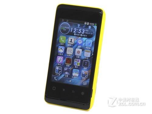 天语2013最新款手机_双模云智能 小黄蜂天语W619发布仅售699元-搜狐滚动