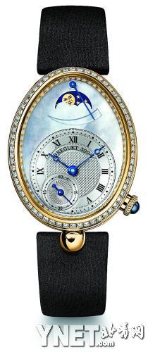 """黄金 腕表/""""那不勒斯皇后系列""""Reine de Naples 18K黄金腕表"""
