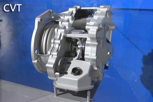 北汽M trix平台5大车系涡轮增压 双离合