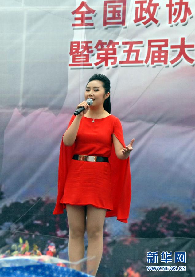 赵媛媛 王静 李杨 宋春丽/黄梅戏表演艺术家赵媛媛演唱《孔雀东南飞》