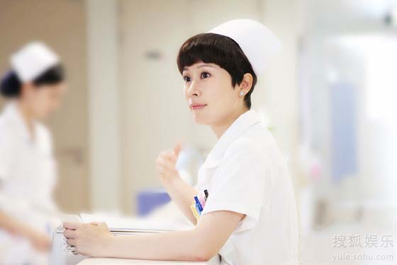海清饰演的美小护将成为一个经典的荧幕形象