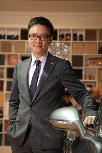 宾利中国产品总监刘景文