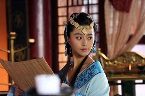 绎中国古代美女