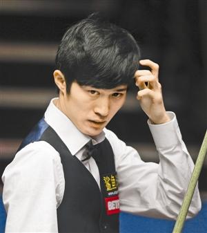 虽然无缘八强,但曹宇鹏本次世锦赛之旅还是收获颇丰。