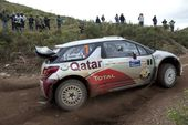 图文:WRC拉力赛阿根廷站 赛车特写