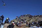 图文:WRC拉力赛阿根廷站 迎接勒布胜利归来