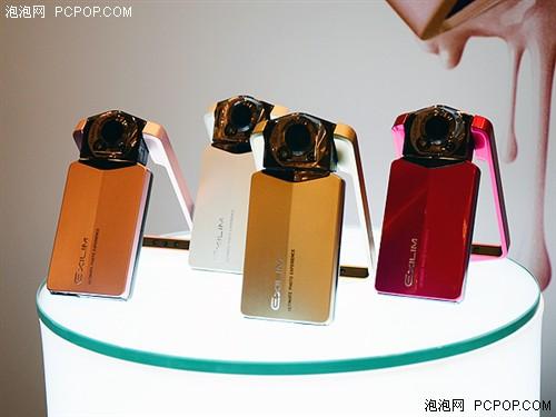 大屏时尚卡片相机推荐 新时代新潮流!
