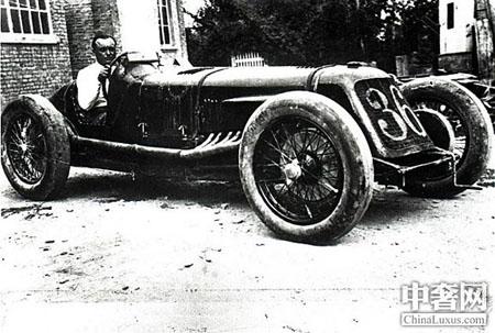 1914年12月1日,玛莎拉蒂公司在博洛尼亚商会注册成立,由玛高清图片