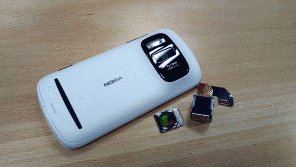 感动从何而来?诺基亚Lumia 1020解析 超能网
