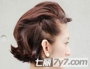 八款短发扎头发的发型 淑女气质女神范速成(组图)图片