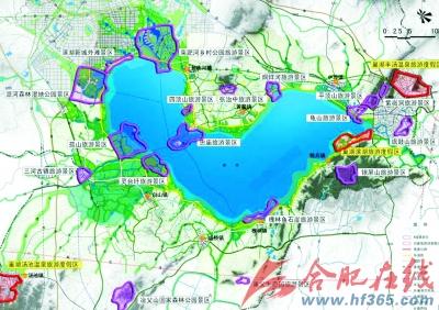 对于未来合肥旅游发展规划,方案一认为环巢湖地区大湖风光悠旷