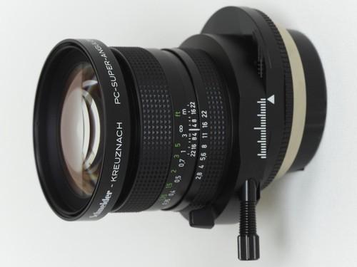 施耐德三款单反专用移轴镜头5月日本发售