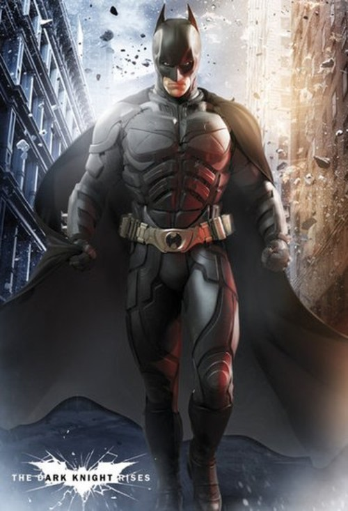 蝙蝠侠决战贝恩 《黑暗骑士崛起》剧照