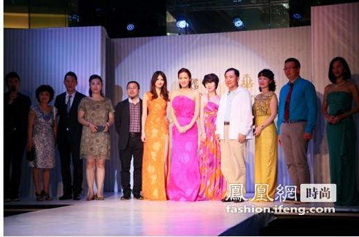 2012马天奴春夏服装秀场