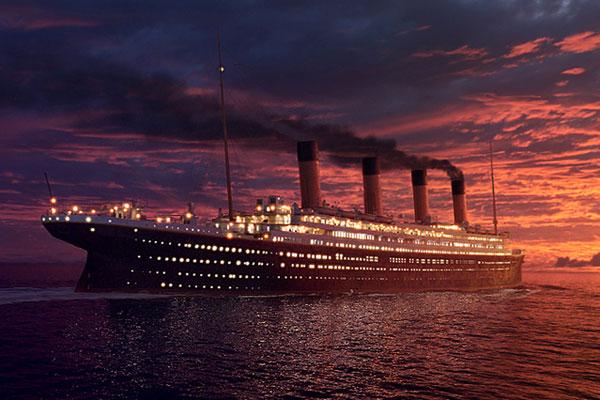 (《泰坦尼克号》内地吸金已超9亿并称霸五一假期票房,国产片集体沉默.