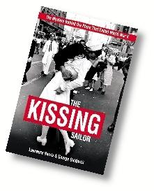 新书《接吻的水兵》封面
