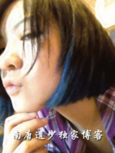 汤唯 杭天琪/杭天琪18岁漂亮女儿(10 /19张)