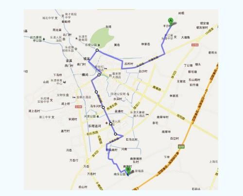 公交车路线 公交车路线起终点图 938路公交车路线时间