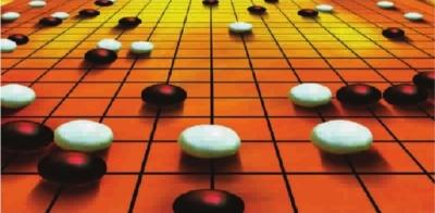 每年全国有600多个大大小小的围棋比赛,就像棋盘上星罗棋布的棋子,让