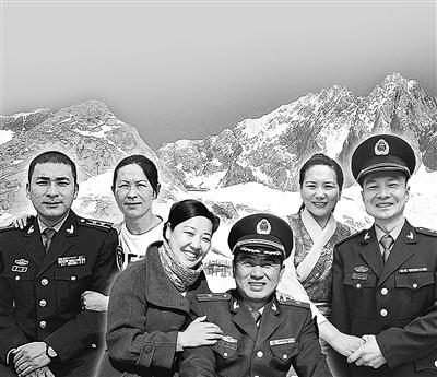 罗斌、余珍、卓嘎、付生元、央宗、李玉文。杨志宏摄方汉合成