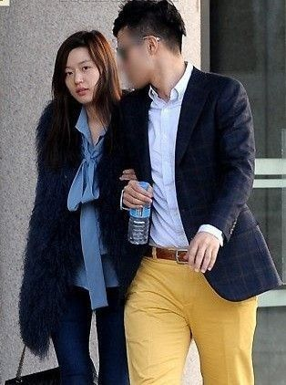全智贤嫁美资银行家 数数韩国嫁入豪门的女星