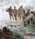 刘邓大军在1947第5集:围剿大别山
