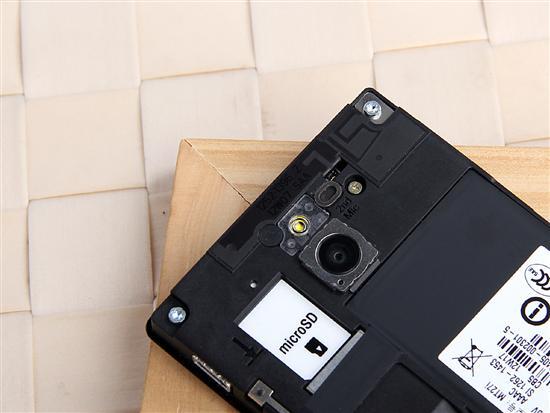 凌波微步 索尼Xperia Sola MT27i图赏