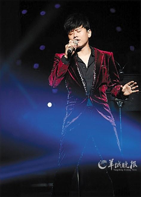 张杰宣布将为歌迷办免费演唱会(图)