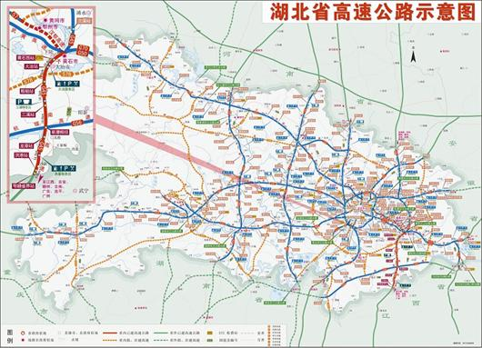 荆州市县通乡公路图图片下载 荆州市县通乡公路图 ...