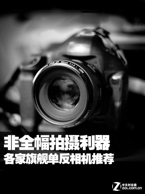 非全幅拍摄利器 各家旗舰单反相机推荐