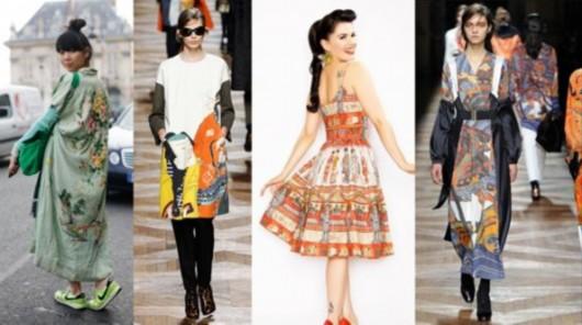 知名服装设计师dries van noten设计的2012年秋冬女装系列就完美诠释