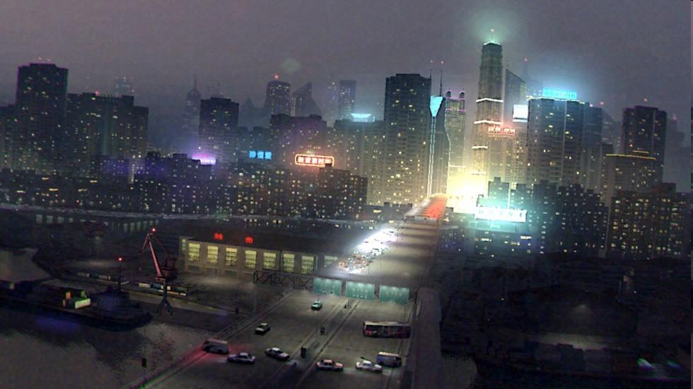 日商游戏涉嫌辱华 玩家;   网上流传的《凯恩与林奇2:伏天》游戏画图片