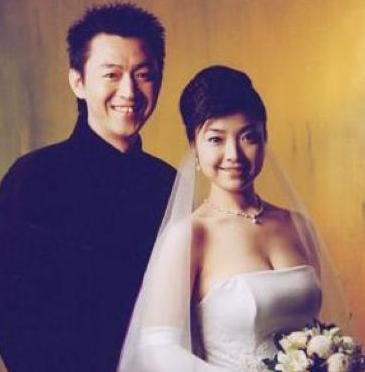 庹宗华与妻子