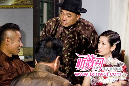 秦海璐《独立纵队》未上星先火 南北通吃收视夺冠(组图)