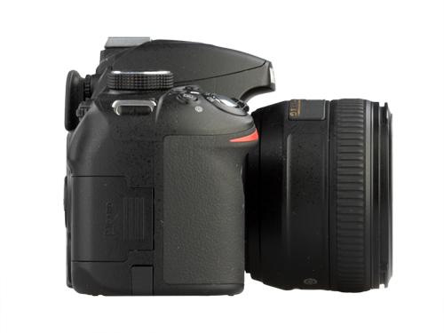 D3200外观部分