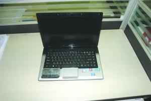 被盗的笔记本电脑