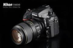 尼康单反相机D800