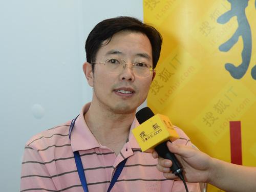 爱帮网CEO刘建国