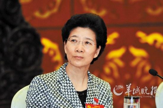李玉妹:领导班子要敢于互相批评监督(图)-搜狐