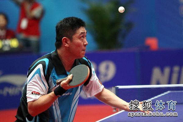 体育:乒乓球亚欧对抗赛第二日高宁v体育指定-搜狐图文香港赛马会唯一发球网图片