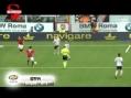 进球视频-德罗西暴力头球显神威 切塞纳1-3罗马