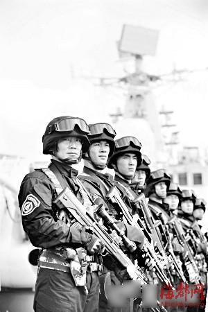 外交部称南海休渔与黄岩岛事件无关(组图)