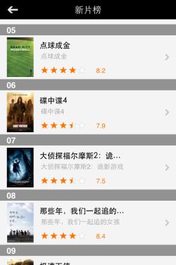 适用Android平台 五款电影电视应用推荐