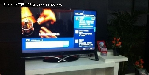 联想K91智能3D LED电视机