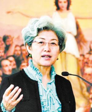 中国女外交部部长_中方3名女外交官主导对菲斡旋(组图)-搜狐滚动
