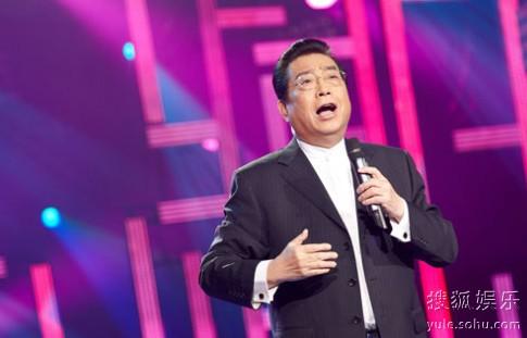 """李双江驾临《歌声传奇》 自称是""""人民的歌手""""图片"""
