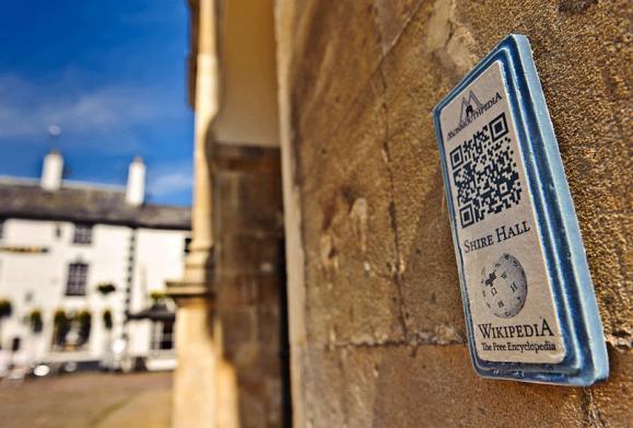 """[多图]全球首个""""Wikipedia""""小镇落户英国"""
