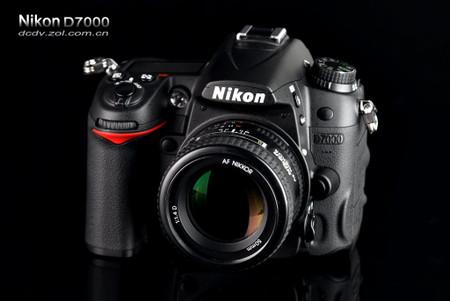 尼康单反相机D7000