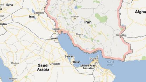"""伊朗称将就谷歌地图漏标""""波斯湾""""一事提诉讼图片"""