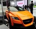 [海外新车]低油耗高性能 本田混动新CR-Z
